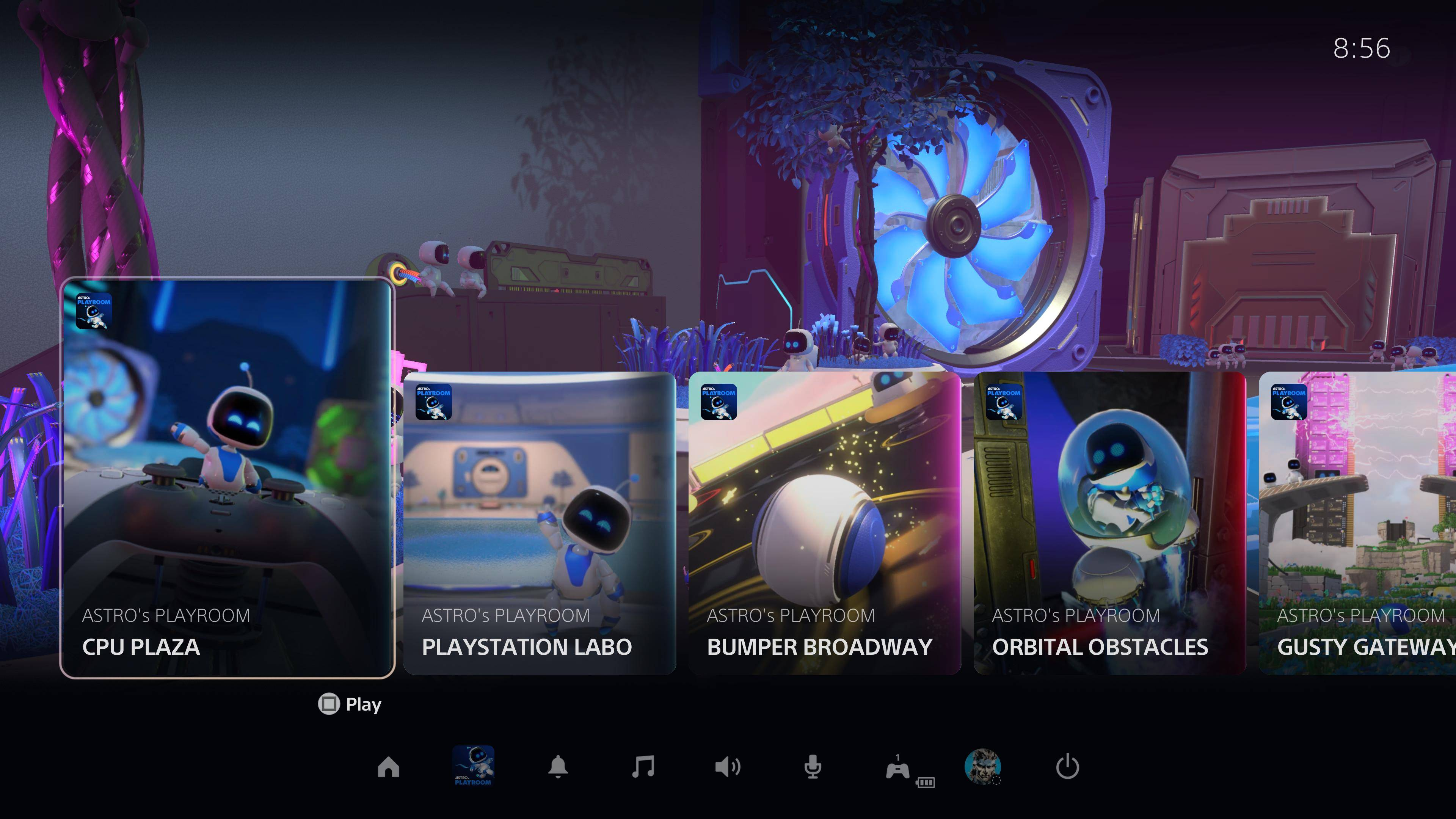 PS5 cards