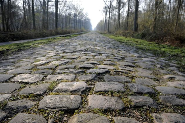 Cobbles of Wallers-Arenberg. Photo: Graham Watson