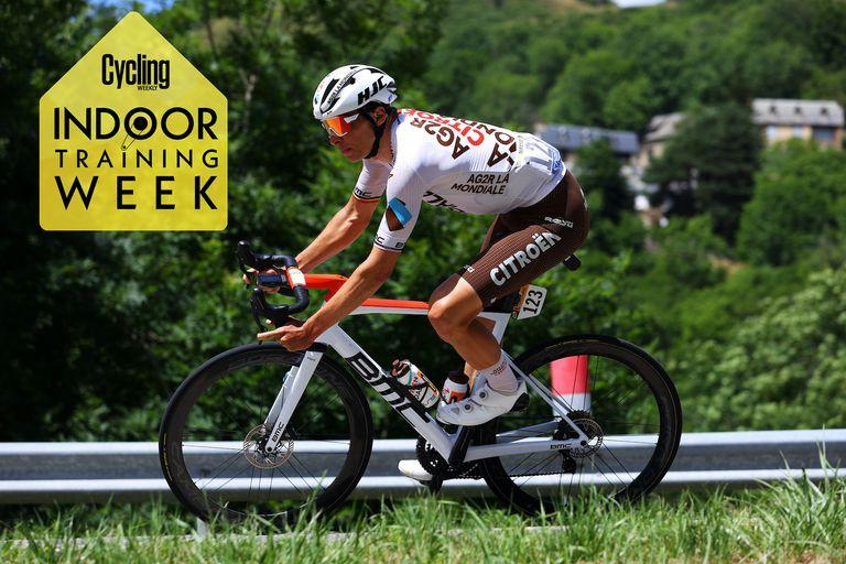 Oliver Naesen at the 2021 Tour de France
