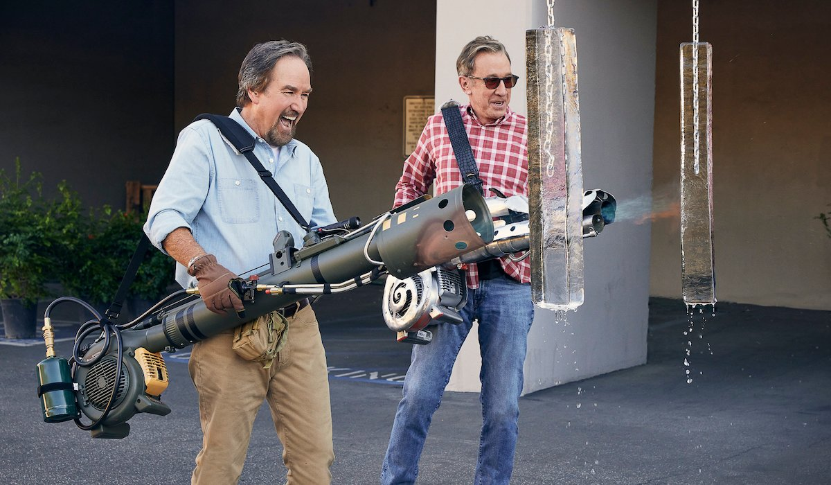 assembly required tv show tim allen and richard karn