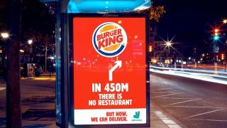 Burger King's new French campaign leaves customers hungry.