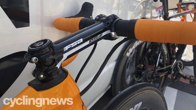 卡文迪什的环阿联酋战车Merida Reacto Disc Team-领骑网