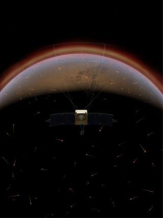 NASA's MAVEN