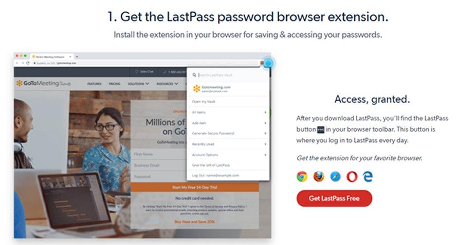 LastPass 5