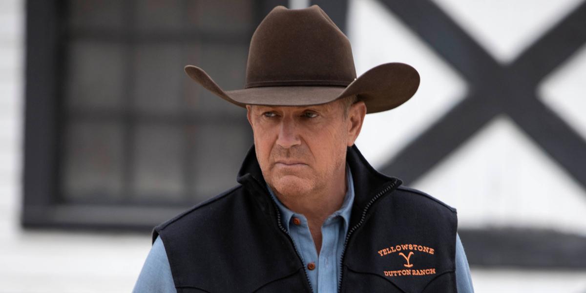 Yellowstone John Dutton Kevin Costner Paramount Network