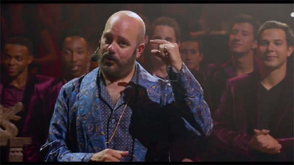 Pitch Perfect 2 David Cross