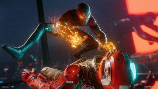 PS5 Spider-Man: Miles Morales patch adds ray tracing at 60 fps — New Game+ here I come