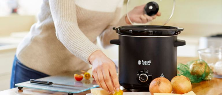 Russell Hobbs Chalkboard 3.5 litre slow cooker review | Real Homes