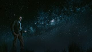 Tyson Travels to Australia on 'Cosmos'