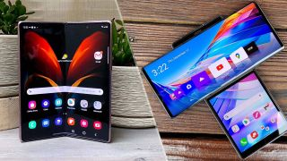 LG Wing vs. Samsung Galaxy Z Fold 2