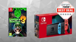 Nintendo Switch deal alert: Get a Luigi's Mansion 3 bundle for £299.99 in this pre-Black Friday deal