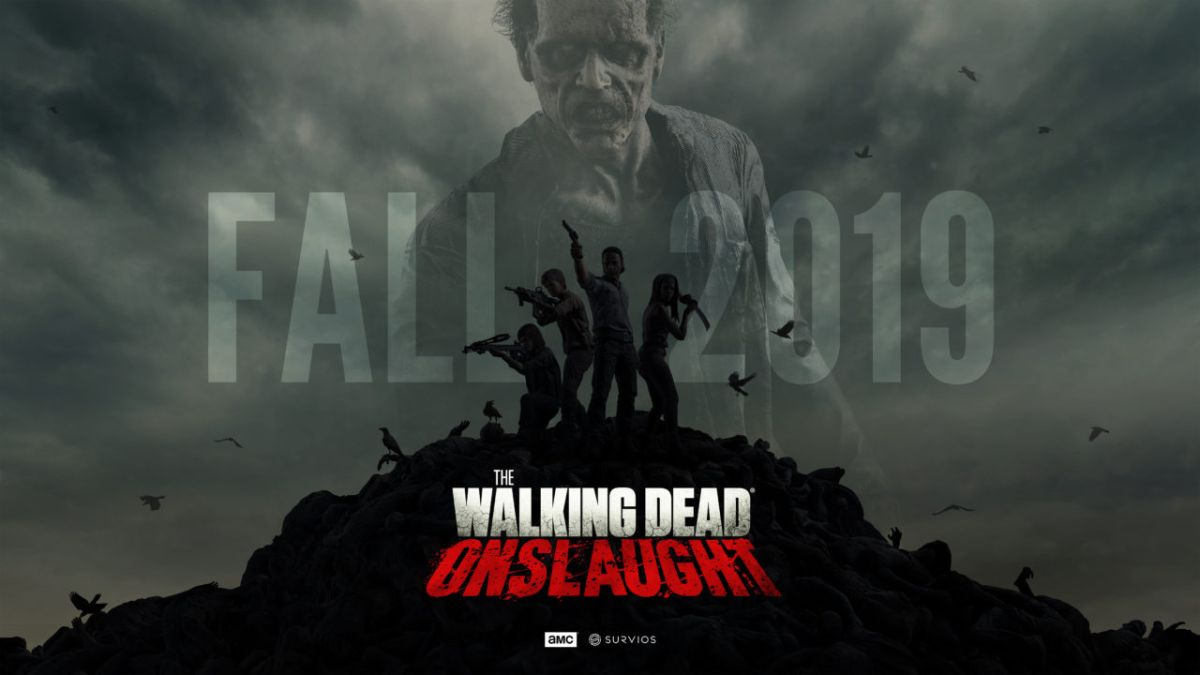 You'll finally be able to play as Rick Grimes in a Walking Dead video game later this year