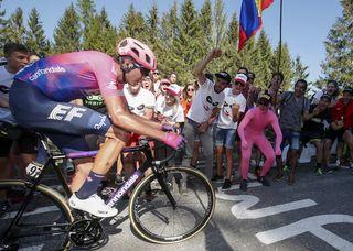 Joe Dombrowski (EF Education First) at the 2019 Giro d'Italia