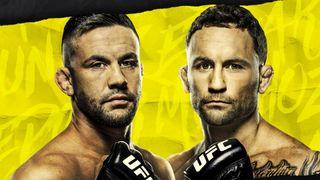 UFC Fight Night Munhoz vs. Edgar Promo Image