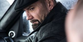Dave Bautista Talks Getting To Work With Daniel Craig Again On Knives Out 2