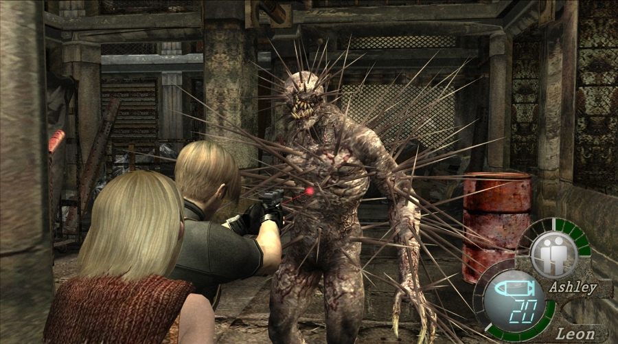 Resident Evil 4 HD Coming To PC And It Won't Be Broken This Time #30384