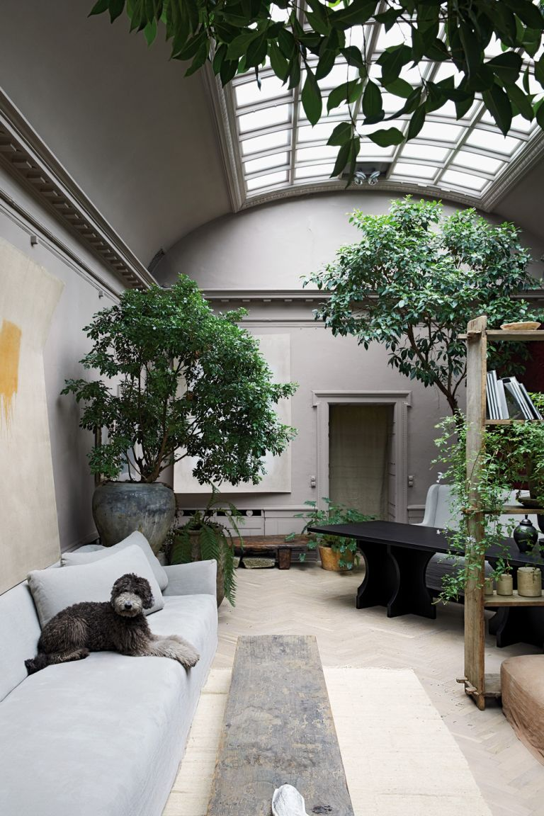 how to bring the outdoors in