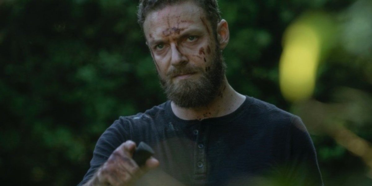 Aaron in The Walking Dead.