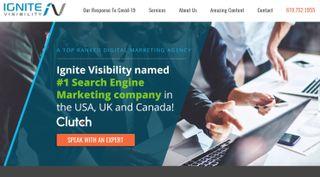 Ignite Visibility SEO services
