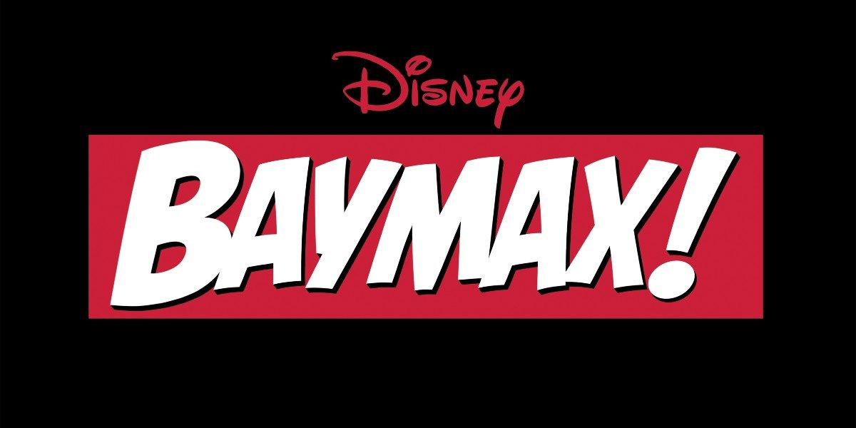 Baymax title card