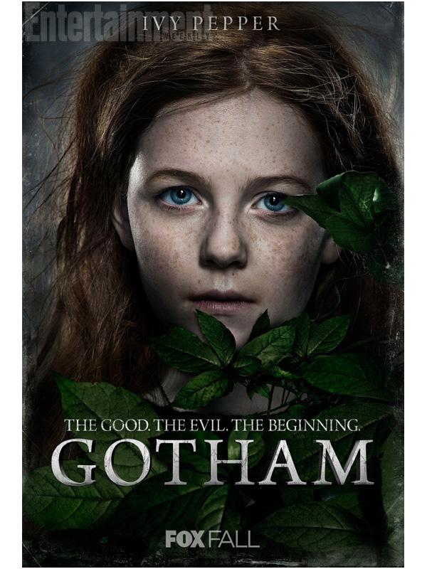 Gotham Poison Ivy
