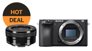 Sony A6500 kit slashed by $600 – get a camera and lens for just $898!