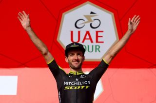 UAE Tour 2020 2nd Edition 5th stage Al Ain Jebel Hafeet 162 km 27022020 Adam Yates GBR Mitchelton Scott photo Dario BelingheriBettiniPhoto2020