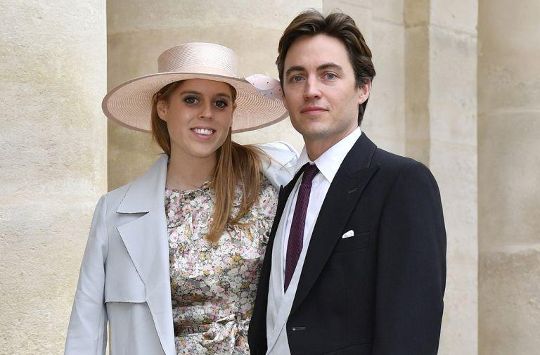 princess beatrice husband Edoardo Mapelli Mozzi shares intimate wedding photo shoot