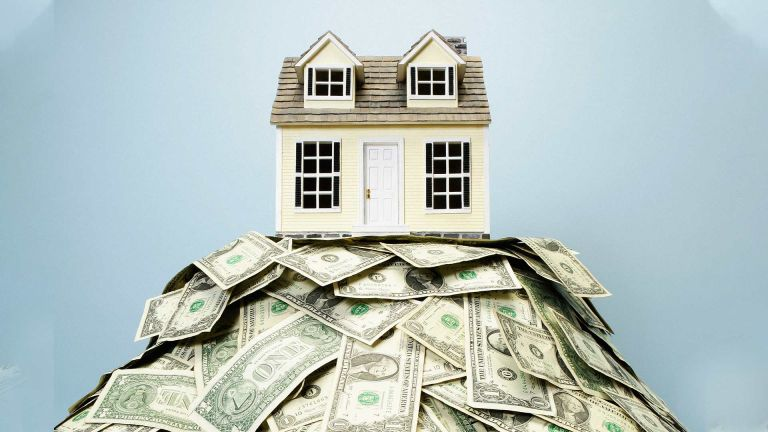 How to save up for a house