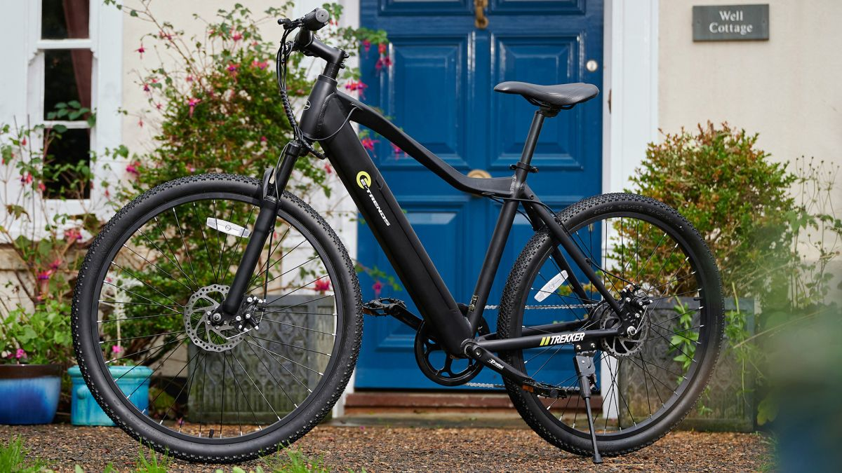 E-Trends Trekker electric bike review: this cheap electric bike could be your perfect commute companion
