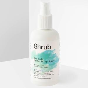 Shrub texturising spray for bob hairstyles