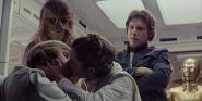 Star Wars' Mark Hamill Can't Stop, Won't Stop Joking About Luke And Leia's Infamous Kiss