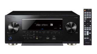 Pioneer introduces its new 'reference' AV receivers and SACD player