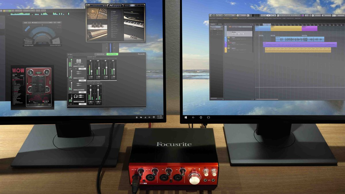 usb 2 0 vs usb 3 0 which is best for your audio interface musicradar. Black Bedroom Furniture Sets. Home Design Ideas