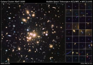 Hubble Finds Sea of Ancient, Faint Galaxies