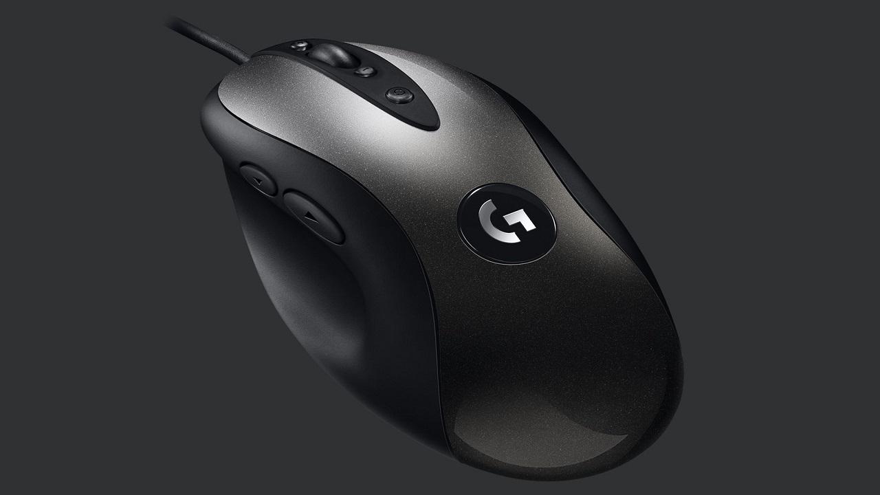 Logitech MX518 gaming mouse review | GamesRadar+