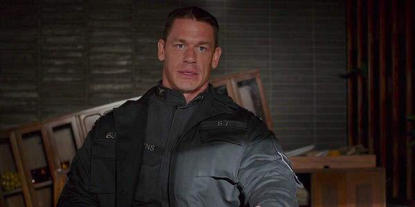 John Cena in Bumblebee