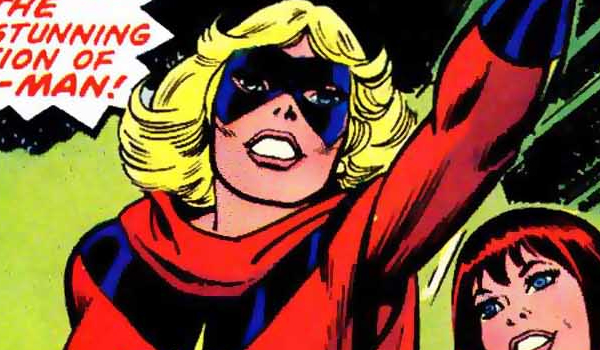 Carol Danvers Ms Marvel Marvel Comics