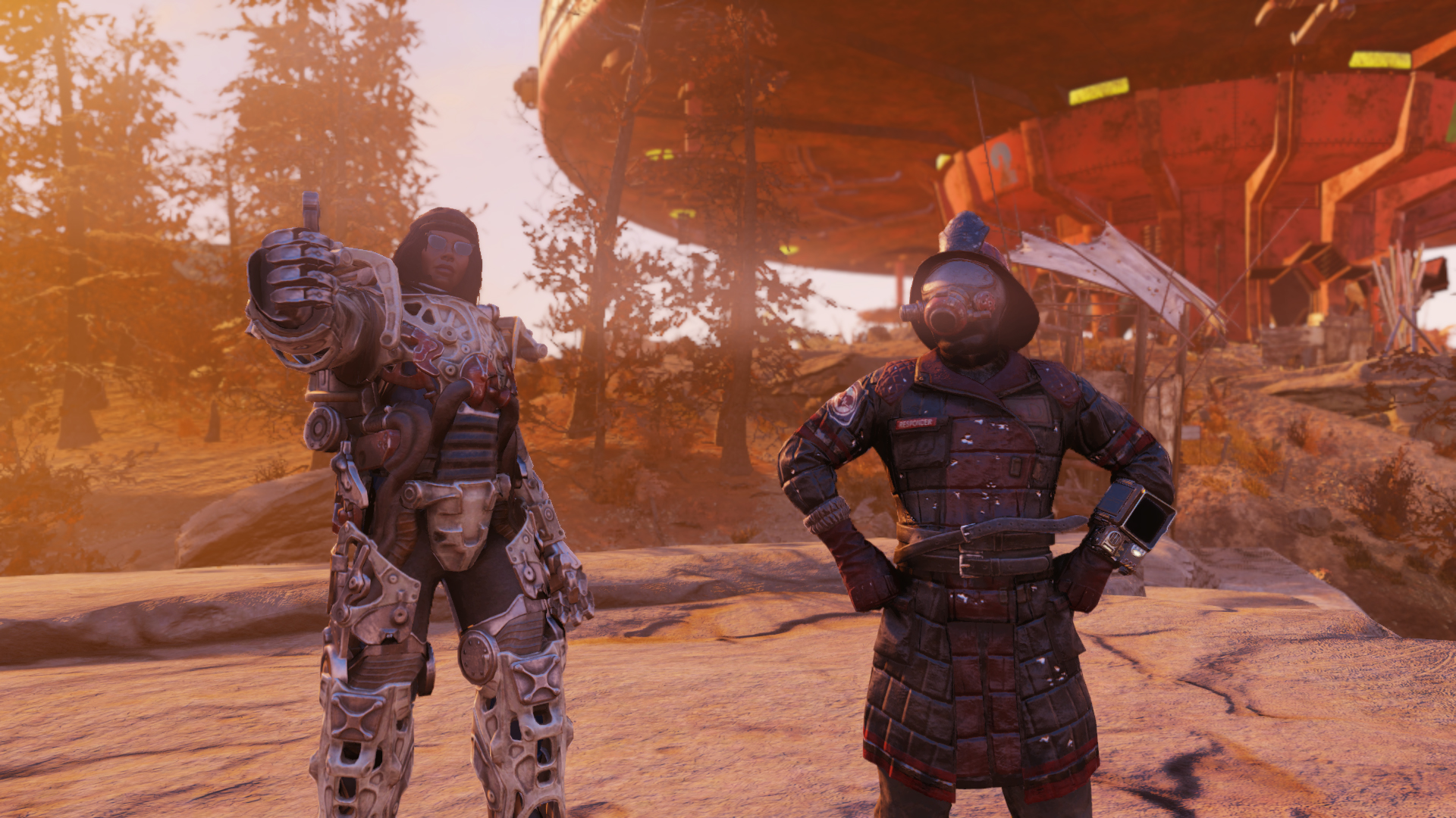 Fallout 76 will increase stash size, support ultrawide
