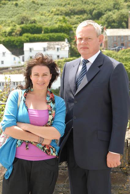 Julie Graham: 'I hated Martin as Doc Martin'