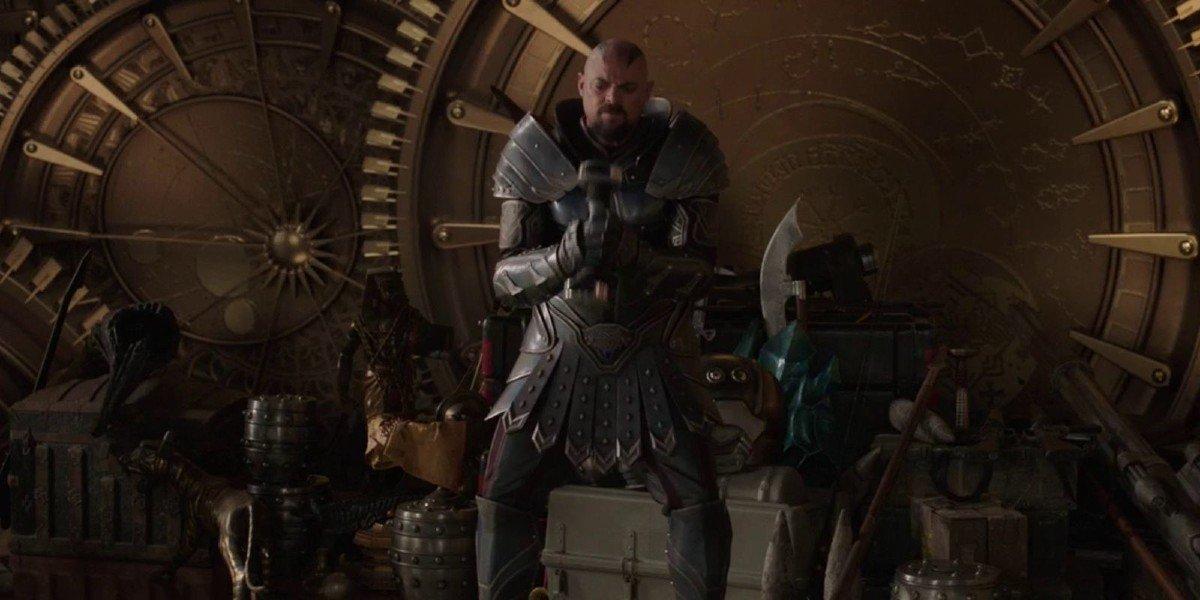 Karl Urban - Thor: Ragnarok
