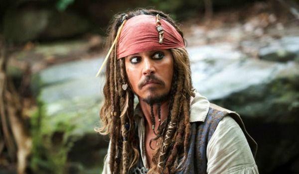 johnny depp jack sparrow pirates of the caribbean