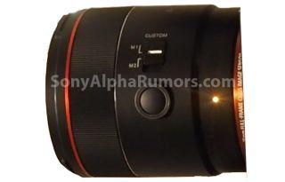 Leaked images of Samyang lens