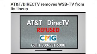 Cox Media Group CMG DirecTV AT&T