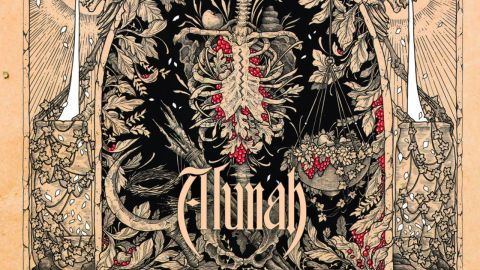 Cover art for Alunah - Solennial album