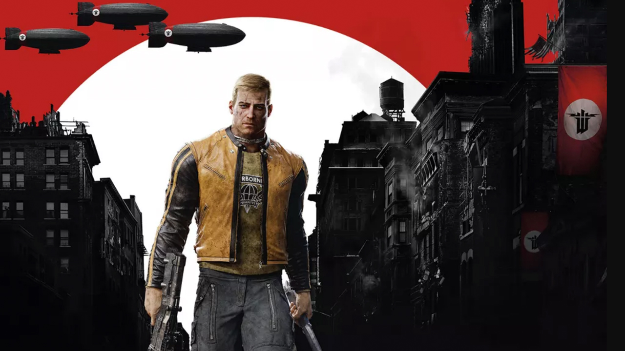 Wolfenstein 2 New Colossus Review Be Bold In This Boldest Of Games And You Ll Have A Blast Gamesradar