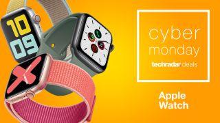 Cyber Monday Apple Watch deals