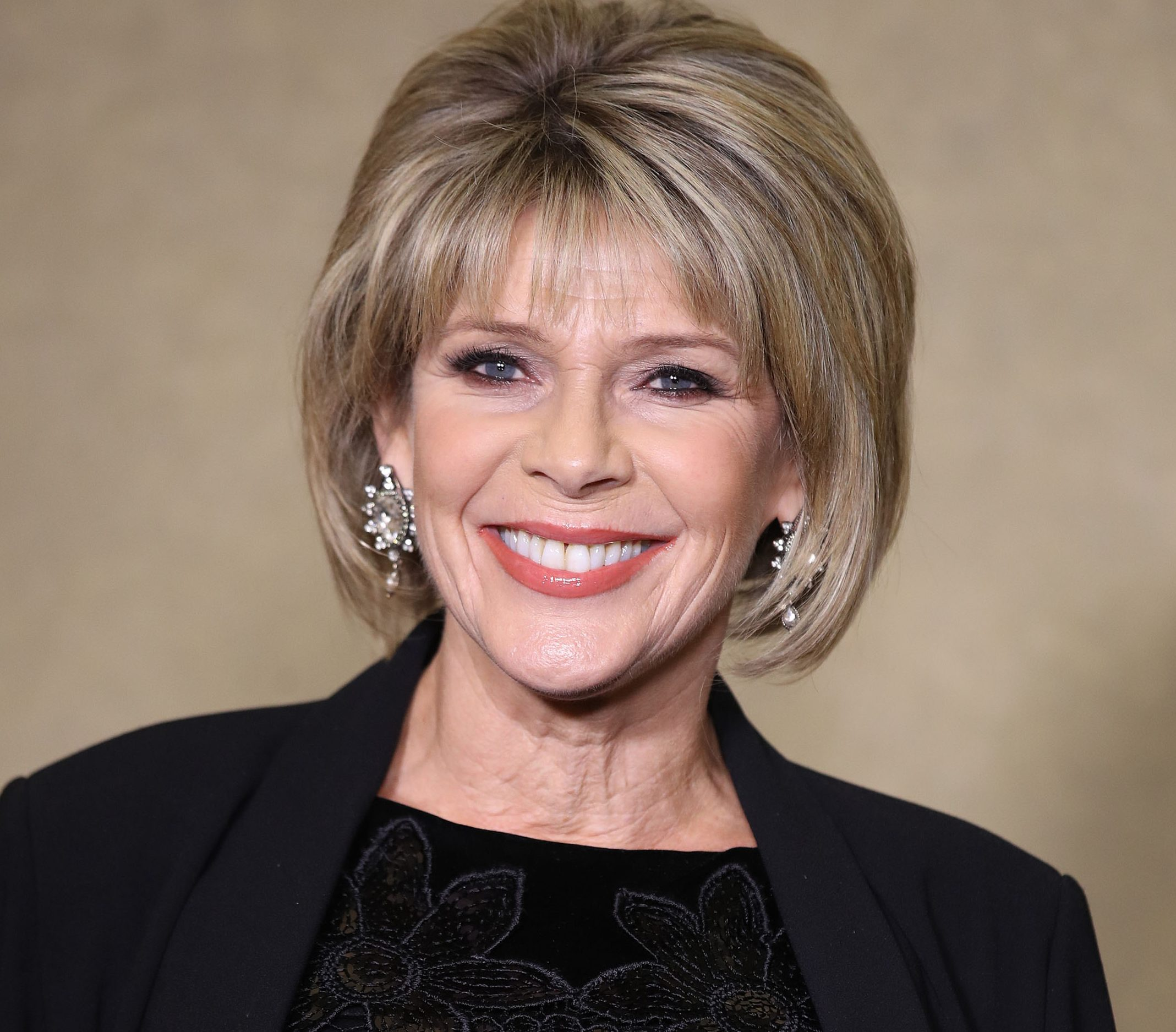 'You look magic in them!' Fans go wild for Ruth Langsford's bold M&S leather look