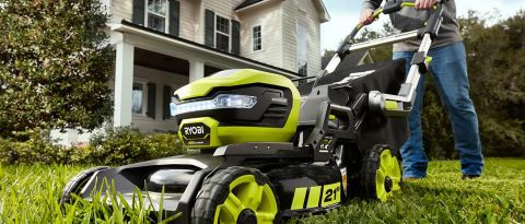 Ryobi 40V 21-inch Brushless Smart Trek Review