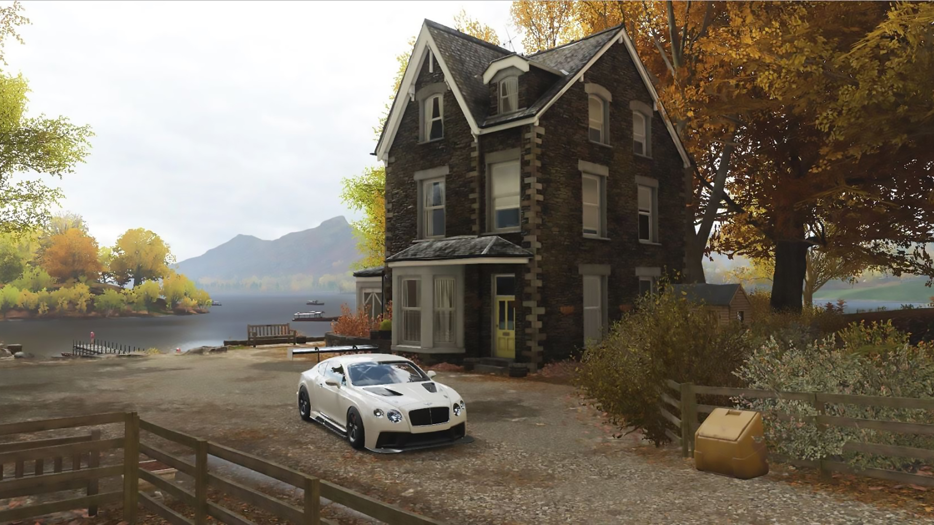 Forza Horizon 4 House locations guide: Every house you can